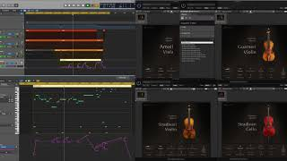 Cremona Quartet - Quick test