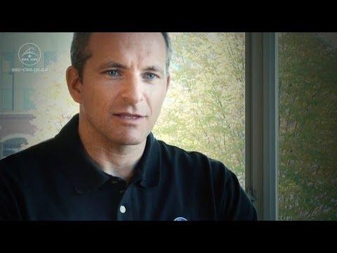 Rencontrez l'astronaute canadien David Saint-Jacques
