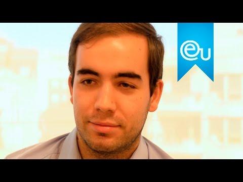 Pedro Coelho's EU Experience - EU Barcelona Student Board President