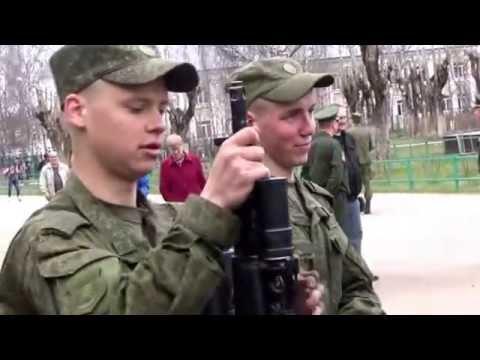 Акция Армия - твой выбор! ЗАТО Озёрный (2016 г.)