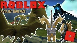 Roblox Kaiju en ligne - 12 KAIJUS À VENIR SUR KAIJU ONLINE!??? (44K SUBS!)