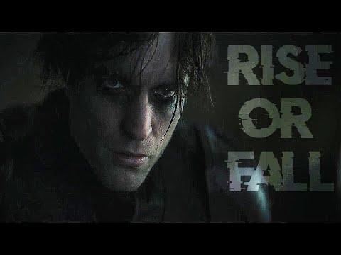 MARVEL/DC || Rise or Fall (c/w HOOD WAY)