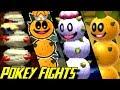 Evolution of Pokey Battles (2006-2017)