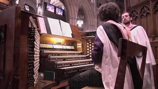 December 1, 2019: Advent Lessons And Carols At Washington National Cathedral