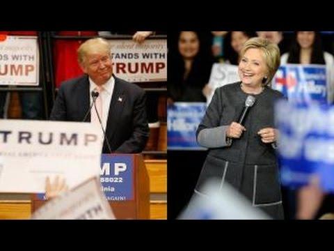 Trump vs. Clinton on the economy