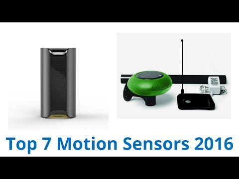 7 Best Motion Sensors 2016