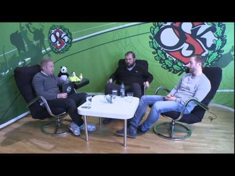 Sportklubben med Alexander Axén och Axel Kjäll
