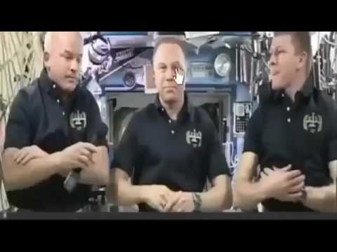 100% PROOF  NASA use CGI  Augmented reality for ISS fake space station