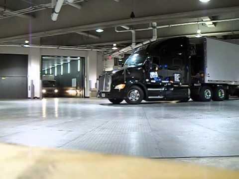 Barclay Center loading dock