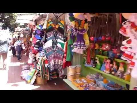 Los Angeles, California - Olvera Street HD (2016)