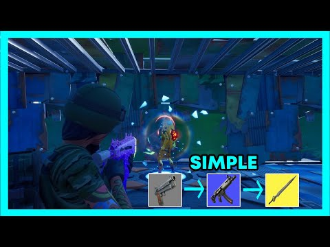 How To Make A *CUSTOM* Gun Game Map In Fortnite Creative!