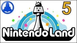Captain Falcon's Twister Race - Nintendo Land w/ @oniongravy64