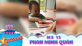Biệt tài tí hon online | MS 15: Phan Minh Quân
