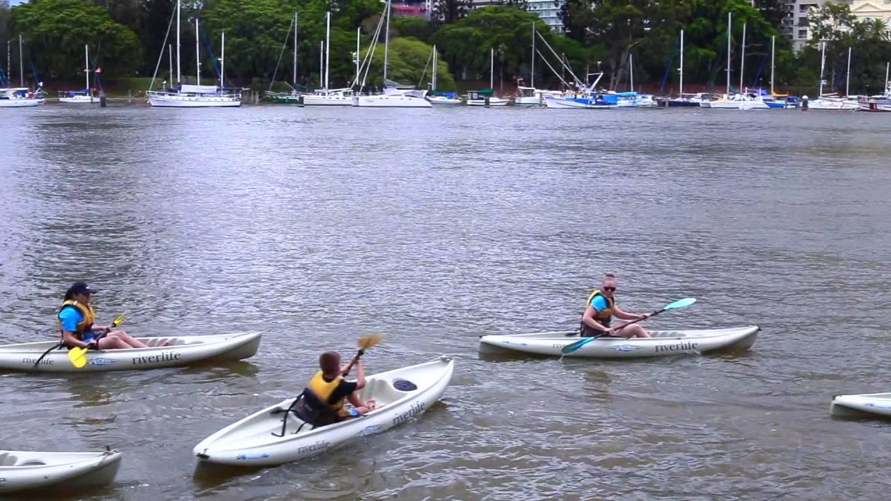 video Day Kayak Tour (Weekend)