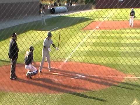 Garitt Church CHHS versus Matt Grimes Mill Creek Single April 28, 2010.mpg