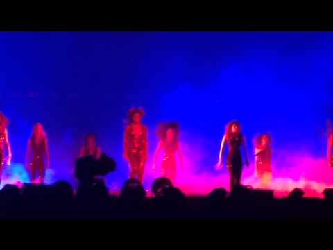 Beyonce - Ring The Alarm On The Run Tour Metlife Stadium 7/11/14 VIP