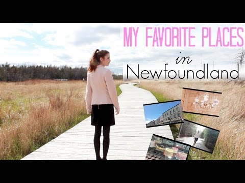 MY FAVORITE PLACES IN NEWFOUNDLAND!
