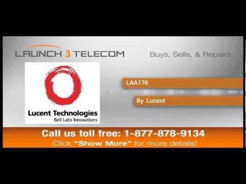 Lucent LAA176 BUY & SELL @ Launch3Telecom.com