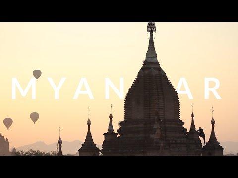 In Myanmar (Mandalay/Bagan)