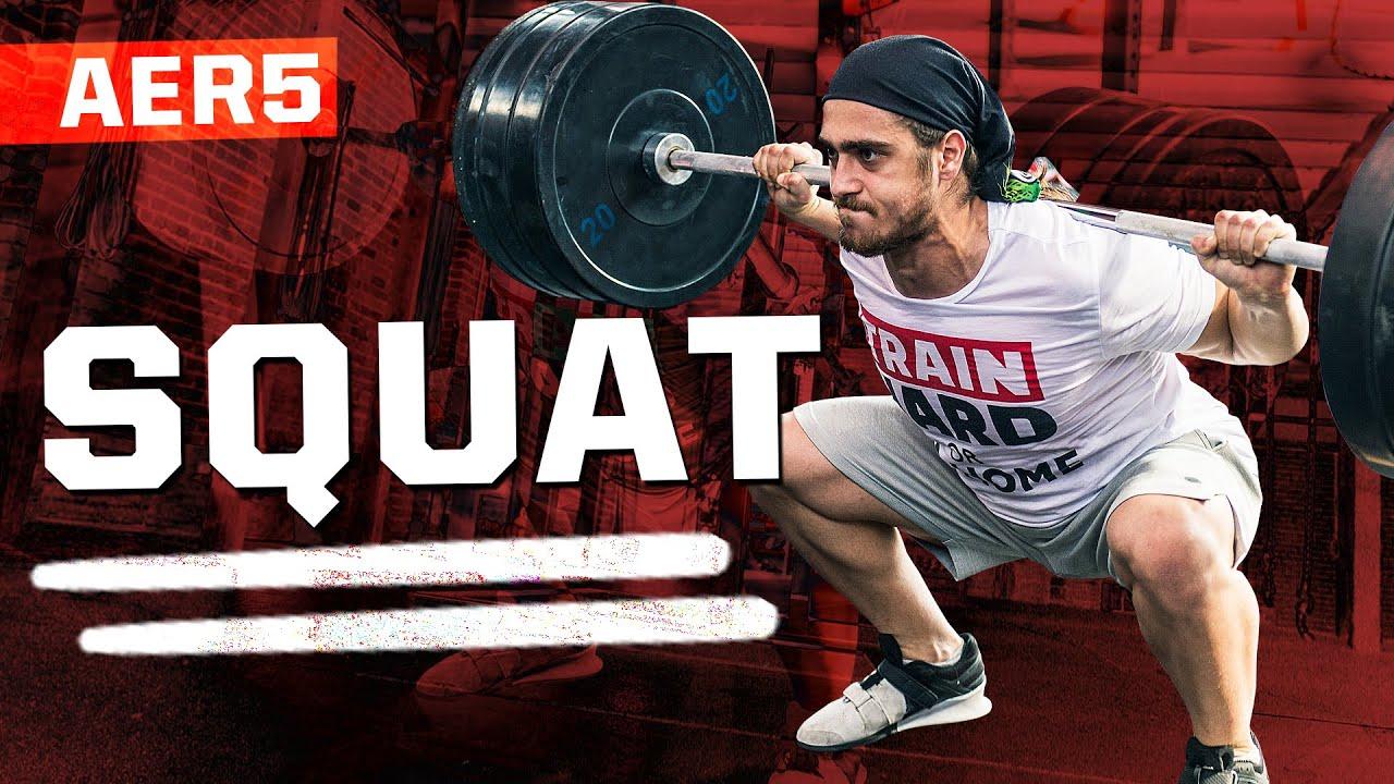 Squat Nasıl Yapılır? BU 2 HATAYI YAPMA! (Detaylı, Adım Adım)   AER #5 (2018)