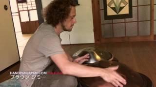 ハンドパン「Handpan」ブラウン ジミー ⭕ 津屋崎町