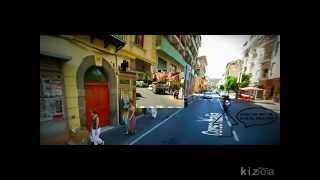 Video con foto - ULISSE DELUXE HOSTEL SORRENTO  - HOW TO REACH US ON WALK?
