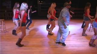 The Round Up Line Dancers Perform: The How I Feel by Flo Rida Dance