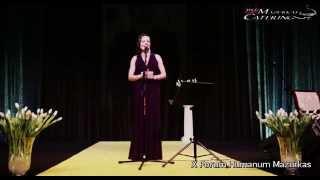 X Forum Humanum Mazurkas-koncert - Justyna Reczeniedi-