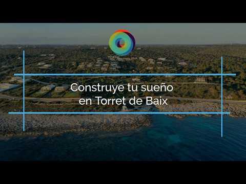 A vendre : terrain constructible près de la mer à Torret de Baix