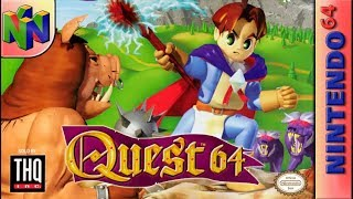 Longplay of Quest 64/Holy Magic Century