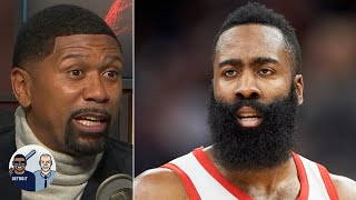 'The NBA nets are too long!' Jalen Rose on Rockets' blown call | Jalen & Jacoby