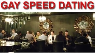 Gay Speed Dating London with Urban Connections