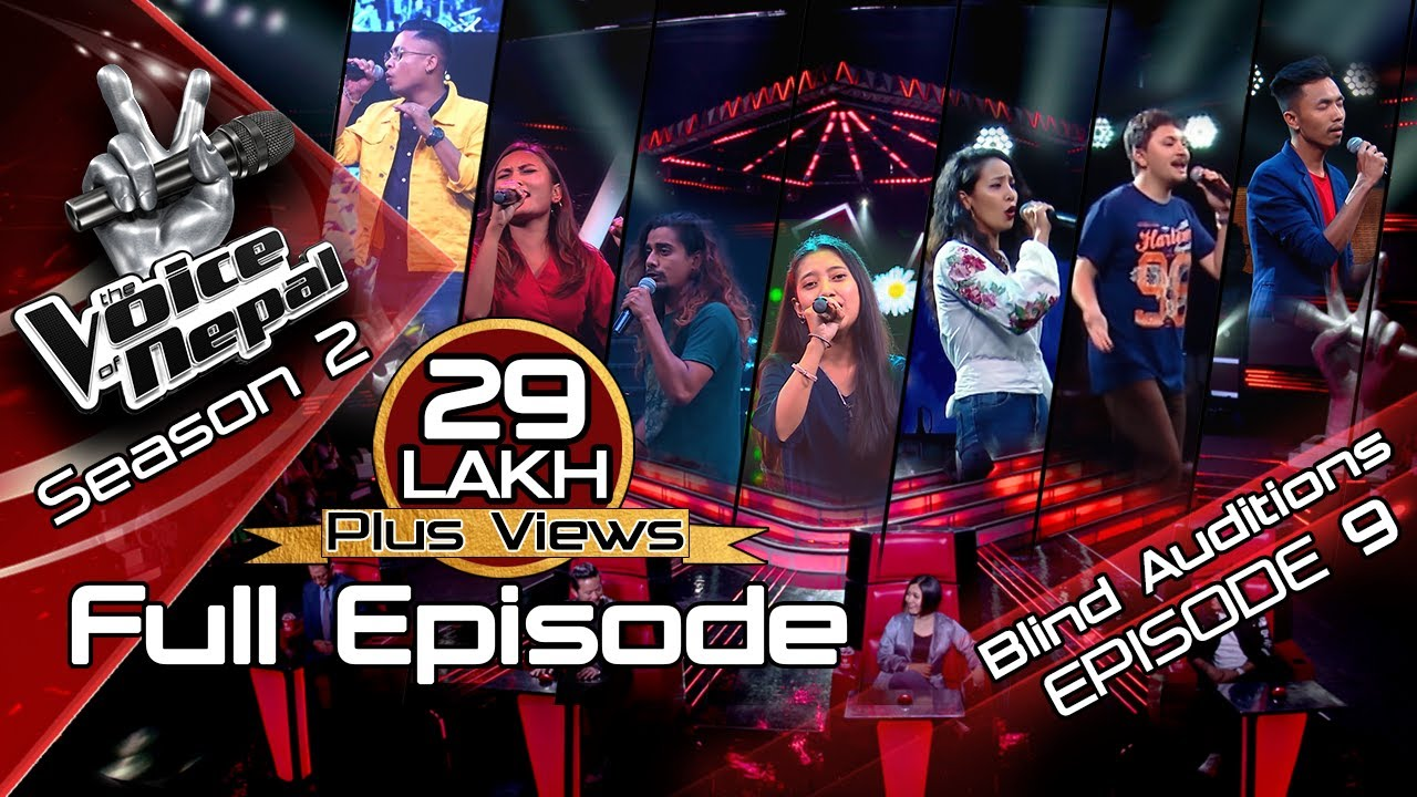 The Voice of Nepal Season 2 - 2019 - Episode 9