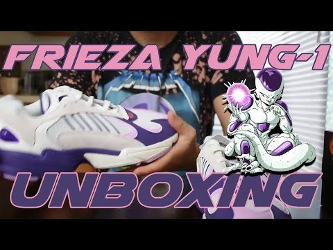 Adidas x DBZ Frieza Yung-1 Unboxing   Review (HYPE) - YouTube 5424f7b8d
