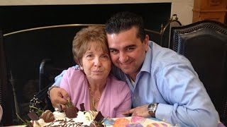 See Buddy S Sweet Tribute To The Real Boss Mama Valastro Cake Boss