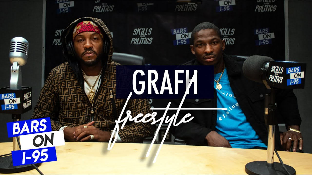 Grafh Bars On I-95 Freestyle