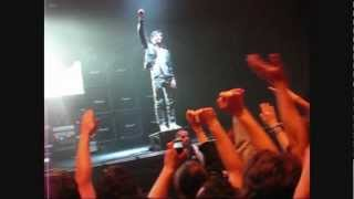 Download Justice at Rockhal Luxembourg 27/02/2012 : Waters Of Nazareth/We Are Your Friends MP3 song and Music Video