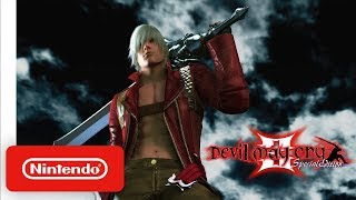 Devil May Cry 3 Special Edition - Launch Trailer - Nintendo Switch