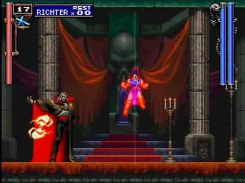 Castlevania: Symphony of the Night Castlevania Games ...