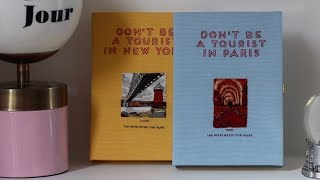 Don't Be a Tourist Books become Olympia Le-Tan Clutch Bags