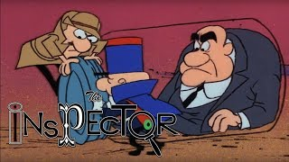 Bomb Voyage | Pink Panther Cartoons | The Inspector