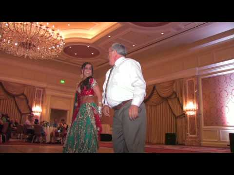 Best Father Daughter Indian Wedding Dance EVER