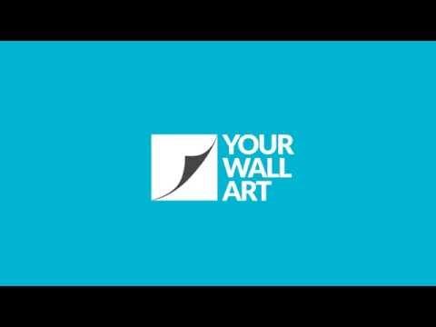 Your Wall Art Logo Animation
