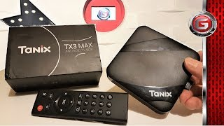 Tanix TX3 Max - Android TV Box Review
