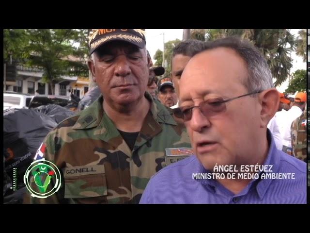 Ministro de Medio Ambiente advierte uso de plásticos en RD