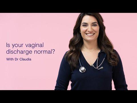 Vaginal discharge - Causes & treatment  | Dr. Claudia
