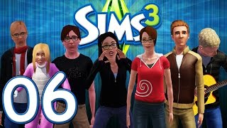 "Dark Streams: Sims 3 [06] - ""Werewolf Nanny VS Slenderbaby"""