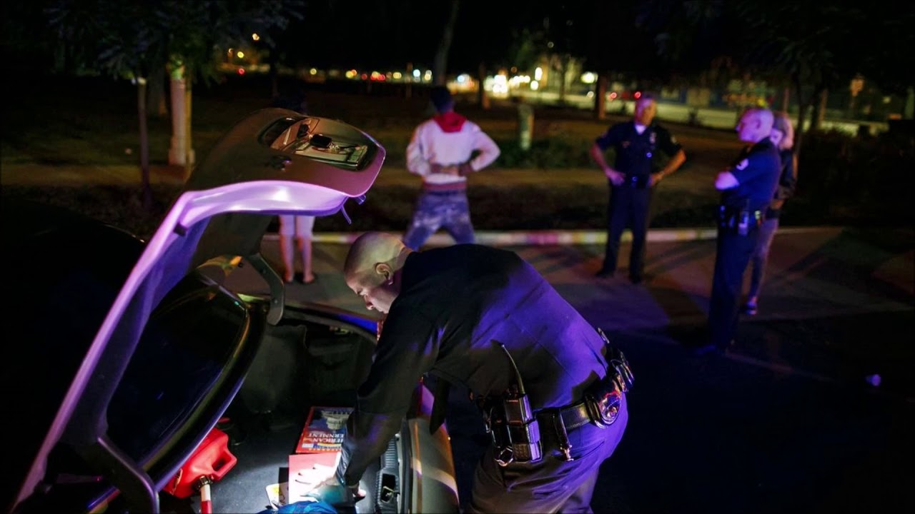 LA Mayor Orders LAPD To Scale Back Vehicle Stops Amid Concerns Over Blacks Being Targeted