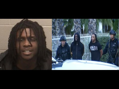Chief Keef's Homies Go to Bail him and Tadoe Out of Jail! They Plan to Post $750,000 in Bail!
