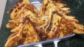 Coconut French Toast ( Cooking With Fouzia )